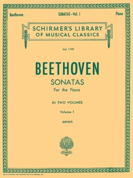 View larger image of Sonatas - Volume 1 (Beethoven)