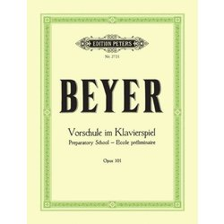 Preparatory School Op.101 (Beyer)
