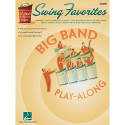 Big Band Play Along 1 - Swing Favorites - Trumpet w/CD