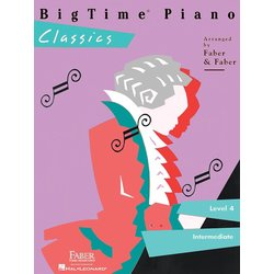 BigTime Piano Level 4 - Classics