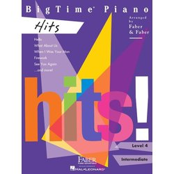 BigTime Piano Level 4 - Hits