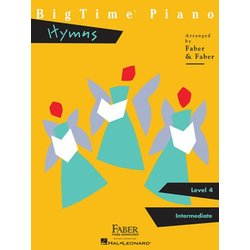BigTime Piano Level 4 - Hymns