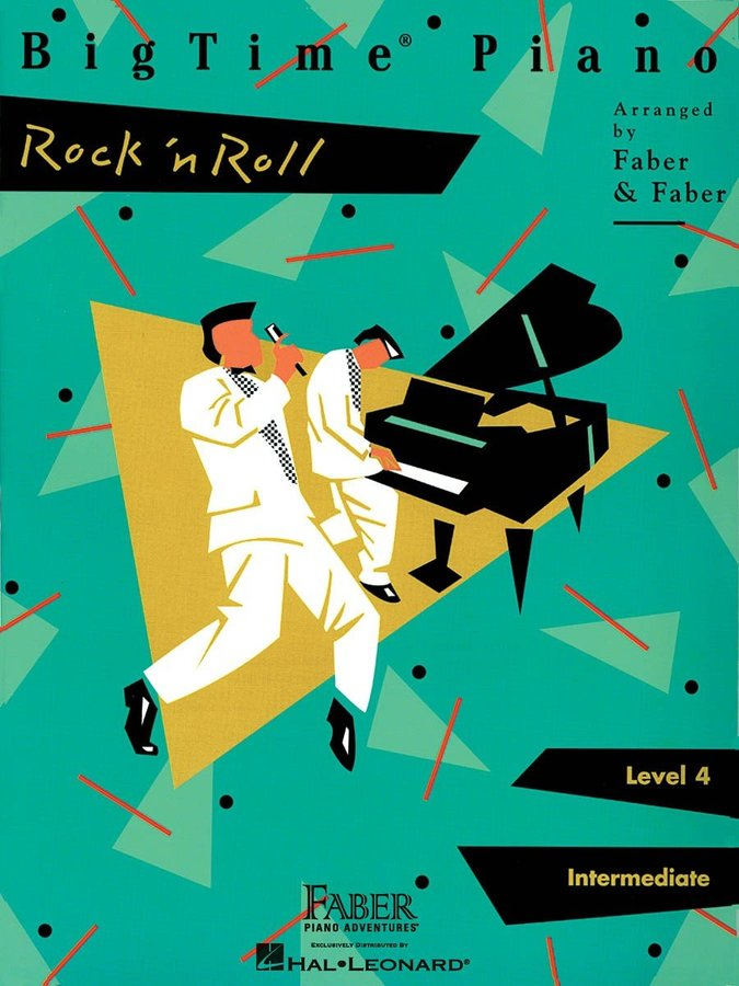 View larger image of BigTime Piano Level 4 - Rock 'n Roll