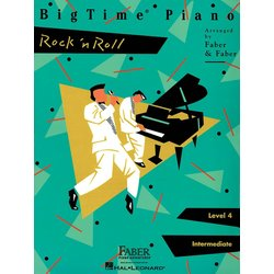 BigTime Piano Level 4 - Rock 'n Roll