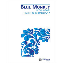 Blue Monkey - Flute and Violin Duet