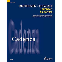 Cadenza from Beethoven Concerto for Violin & Orchestra