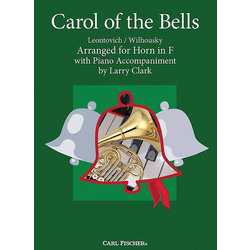 Carol of the Bells - Horn in F/Piano
