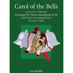 Carol of the Bells - Tenor Saxophone/Piano