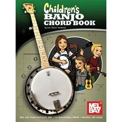 Music Children's Banjo Chord Book