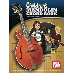 Music Children's Mandolin Chord Book