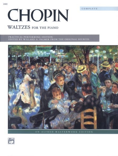 View larger image of Waltzes - Complete (Chopin)
