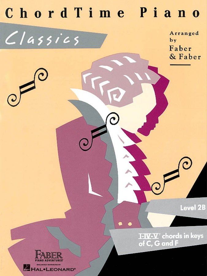 View larger image of ChordTime Piano Level 2B - Classics