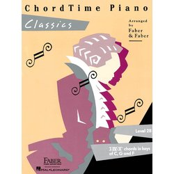 ChordTime Piano Level 2B - Classics