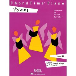 ChordTime Piano Level 2B - Hymns