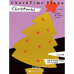 ChordTime Piano Level 2B - Christmas