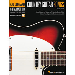 Country Guitar Songs - 2nd Edition