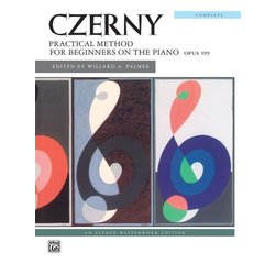 Practical Method for Beginners on the Piano, Opus 599 - Complete (Czerny)