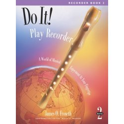 Do It! Play Recorder - Book 2 - Book Only