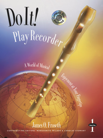 View larger image of Do It Play Recorder w/CD