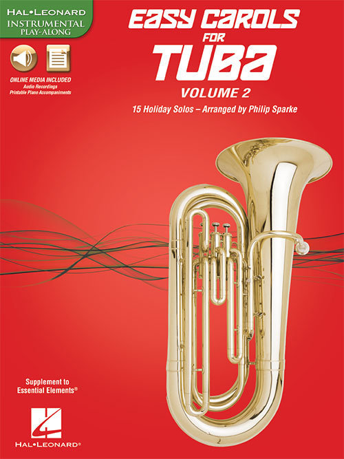 View larger image of Easy Holiday Carols Volume 2 - Tuba