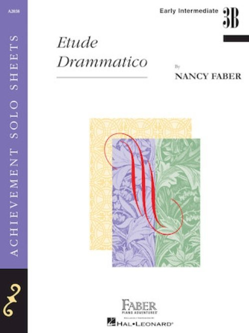 View larger image of Etude Drammatico (Early Intermediate/Level 3B)