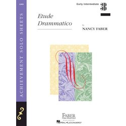 Etude Drammatico (Early Intermediate/Level 3B)