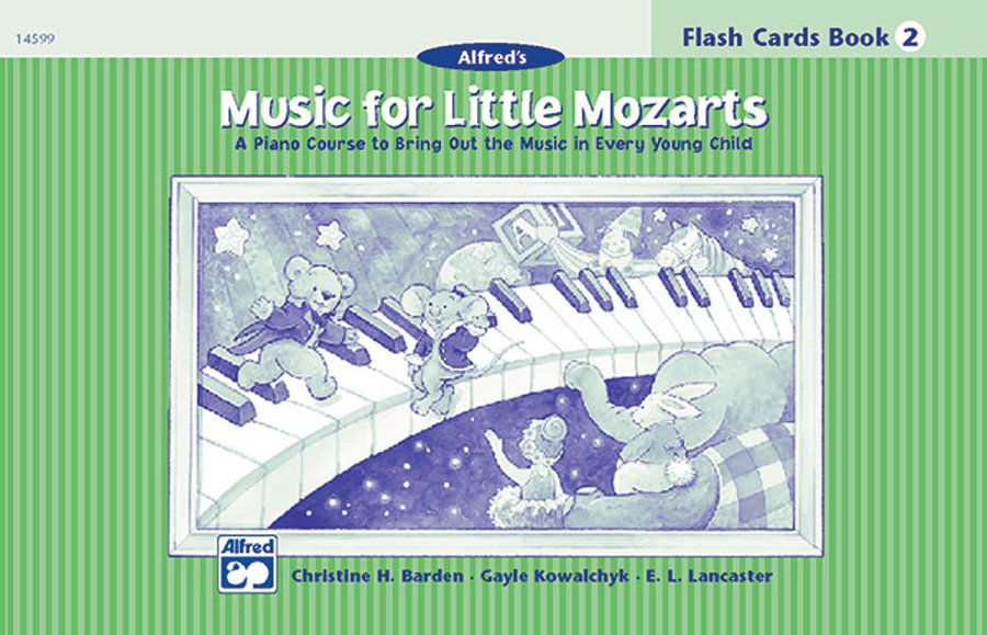 View larger image of Music for Little Mozart's: Flash Cards, Level 2
