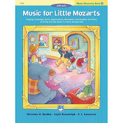 Music for Little Mozart's: Music Discovery Book 3