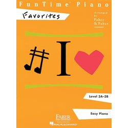 FunTime Piano Level 3A-3B - Favorites