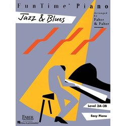 FunTime Piano Level 3A-3B - Jazz & Blues
