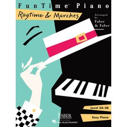 FunTime Piano Level 3A-3B - Ragtime & Marches