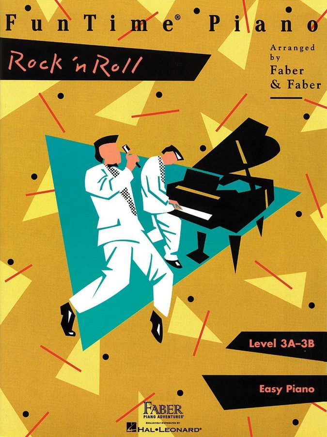 View larger image of FunTime Piano Level 3A-3B - Rock 'n Roll (RCM Pop 3)