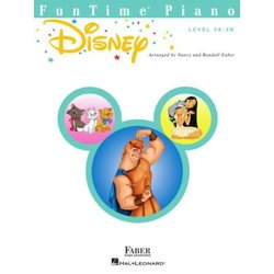 FunTime Piano Level 3A-3B - Disney