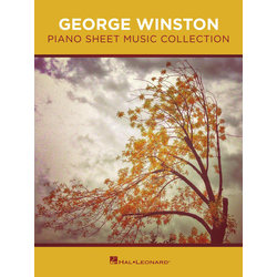 George Winston - Piano Sheet Music Collection