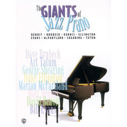 The Giants of Jazz Piano - Solo Piano