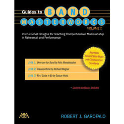 Music Guides to Band Masterworks - Vol. I