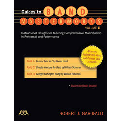 Music Guides to Band Masterworks - Vol. II
