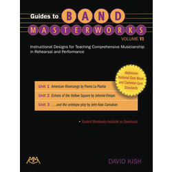 Music Guides to Band Masterworks - Vol. VI