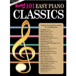 Hooked on 101 Easy Piano Classics