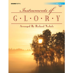 Instruments of Glory - Alto Sax, Volume 3 w/CD