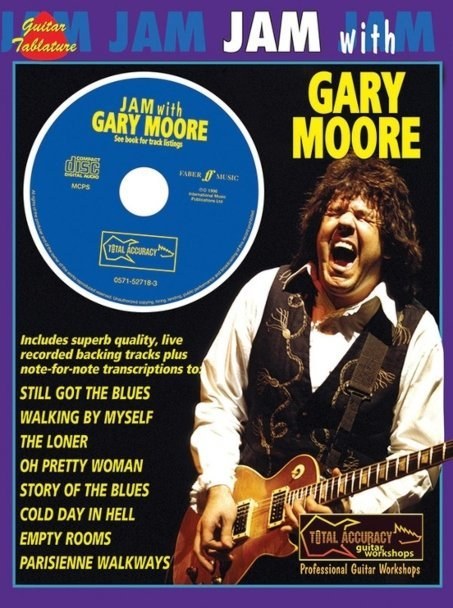 View larger image of Jam with Gary Moore w/CD