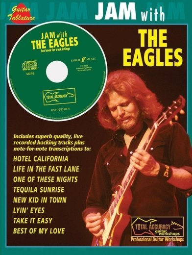 View larger image of Jam With The Eagles Bk/CD