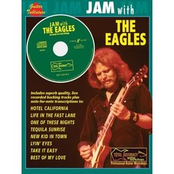 Jam With The Eagles Bk/CD