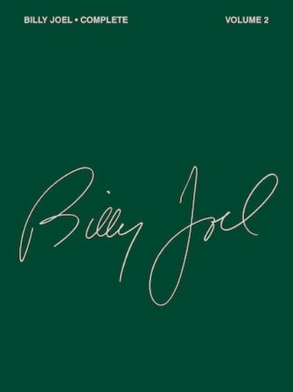 View larger image of Billy Joel - Complete Vol.2 (Piano/Vocal/Guitar)