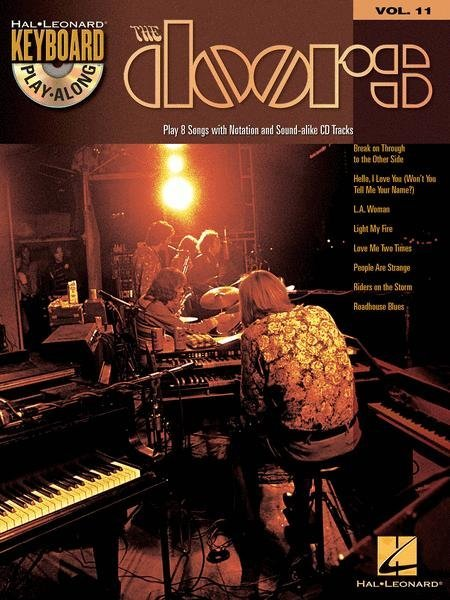 View larger image of The Doors - Keyboard Play-Along Volume 11 w/CD