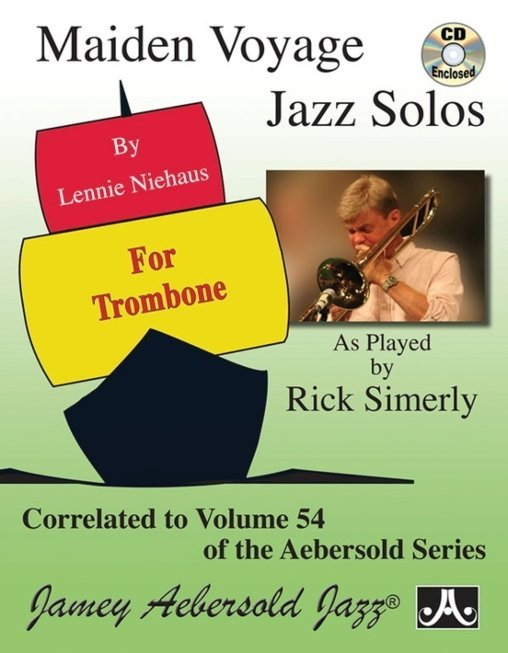 View larger image of Maiden Voyage Solos For Trombone w/CD