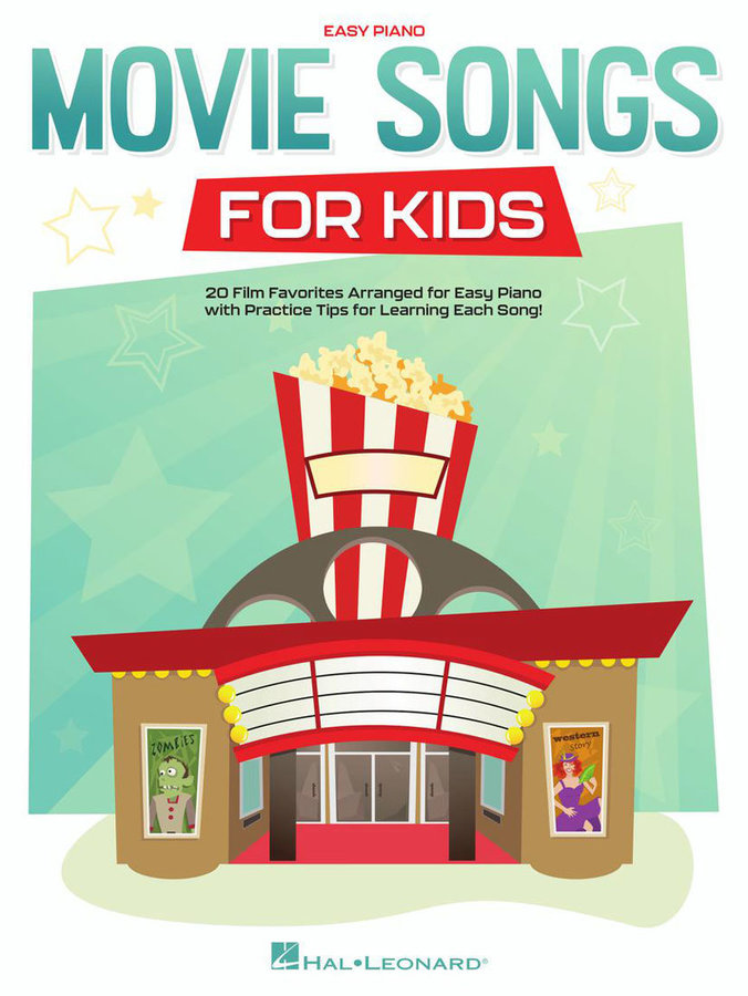 View larger image of Movie Songs For Kids
