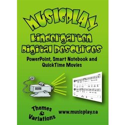 Musicplay Kindergarten - Digital Resources