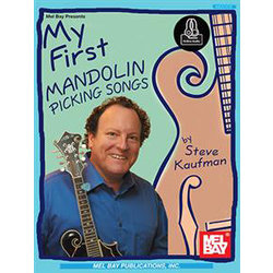 Music My 1st Mandolin Picking Songs w/CD