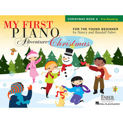 My First Piano Adventure Christmas, Book A - Pre Reading